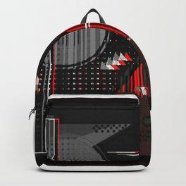 post modern art Backpack