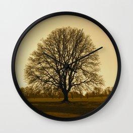 tree xrays Wall Clock