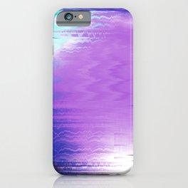 Glytch 17 iPhone Case