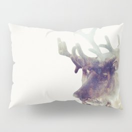 The Reindeer  Pillow Sham