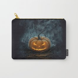 Halloween Pumpkin Carry-All Pouch