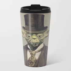 Sir Yodington  Metal Travel Mug