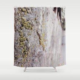 Moss Wall Shower Curtain