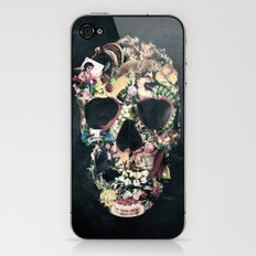 Vintage Skull iPhone & iPod Skin
