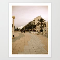 Altea II Art Print