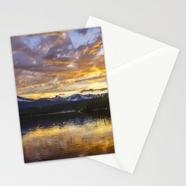 Mile High Sunset Stationery Cards