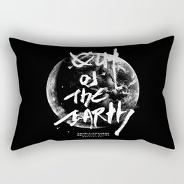 Out of the earth Rectangular Pillow