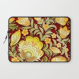 Art Flowers V2 Laptop Sleeve