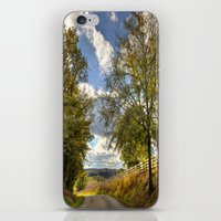 kentucky iPhone & iPod Skins featuring Kentucky Road by JMcCool