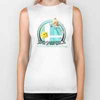 super smash bros Biker Tanks featuring Rosalina - Super Smash Bros. by Donkey Inferno