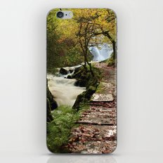 The Land of Elves iPhone & iPod Skin