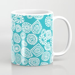Absract Circles Coffee Mug