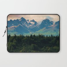 Escaping from woodland heights Laptop Sleeve