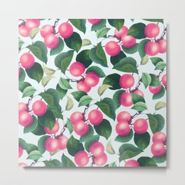 Tropical Fruit V2 #society6 #decor #buyart Metal Print