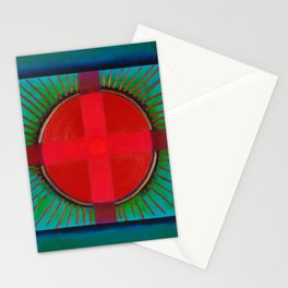 op018 noon Stationery Cards