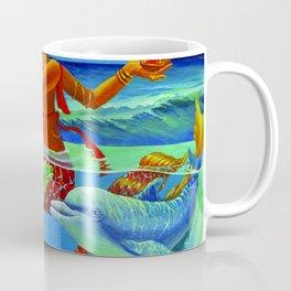 Tropical Nataraja Coffee Mug