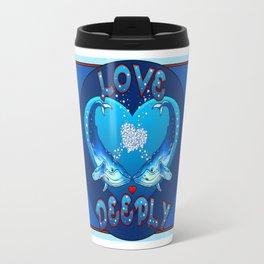 Love Deeply Travel Mug