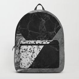 Marble and Granite Abstract Backpack
