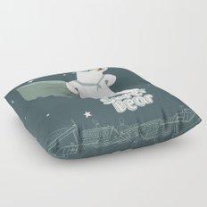 superbear Floor Pillow