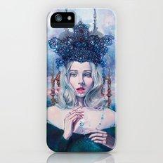 Self-Crowned iPhone SE Slim Case