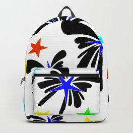 Star Buttreflies Backpack