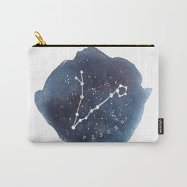 pisces constellation zodiac Carry-All Pouch