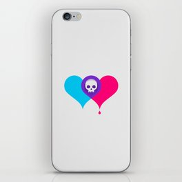 A Death-Marked Love iPhone Skin