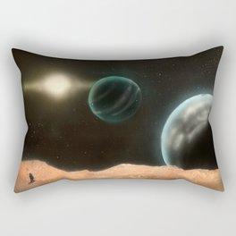 A Frontier Conquered Rectangular Pillow