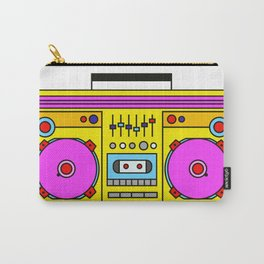 Boom Box Carry-All Pouch
