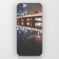 portland iPhone & iPod Skins featuring Portland by Tasha Marie