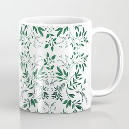 Victorian Pattern Coffee Mug