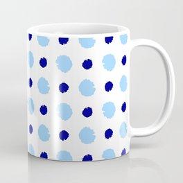 spot and blot 26 blue Coffee Mug