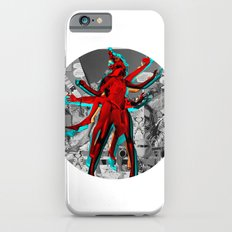 Essence Of Life · Trying to Escape · bw · Crop Circle iPhone 6s Slim Case