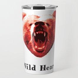 WILD HEART Travel Mug