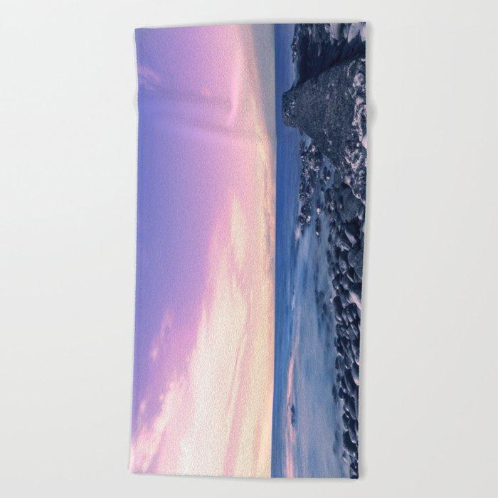 Sound of Harmony Beach Towel