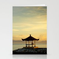 serenity Stationery Cards featuring serenity by Dirk Wuestenhagen Imagery