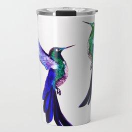 Hummingbird dance 2 Travel Mug