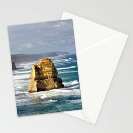 Key hole Rock Stationery Cards