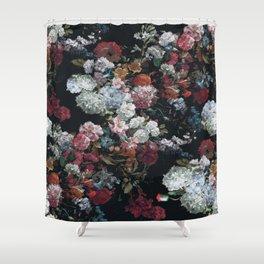 FLOWERS FLOWERS FLOWERS ... JUST FLOWERS (FLORAL) Shower Curtain