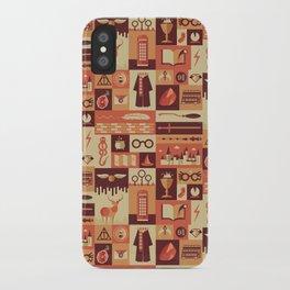 Accio Items iPhone Case