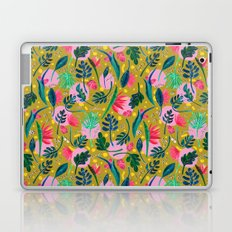 Cool summer in the mustard Laptop & iPad Skin