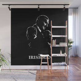 The Irishman Character Wall Mural