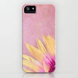 LIKE ICE IN THE SUN iPhone Case