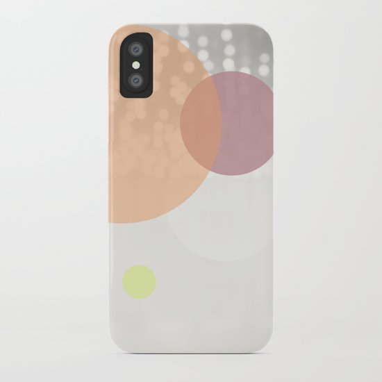Dots//Six iPhone Case