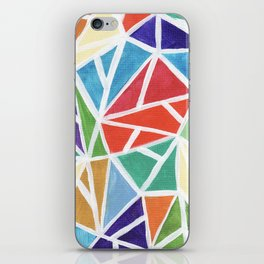Mosaic iPhone Skin