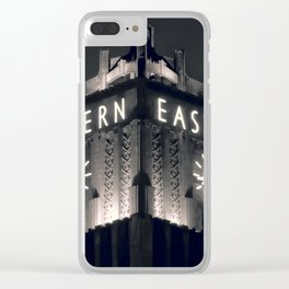 Eastern Building - Los Angeles, CA Clear iPhone Case