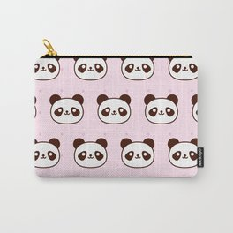 Cute Panda Pattern Carry-All Pouch