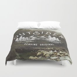 Outsider Duvet Cover