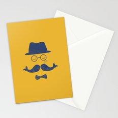 Joyful Whales Stationery Cards