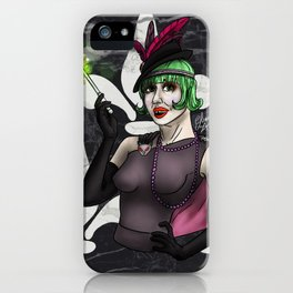 Witch Month - Flapper iPhone Case